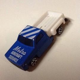 Blanc Voiture Pickup Bleu Petite Et f6g7YIbyv