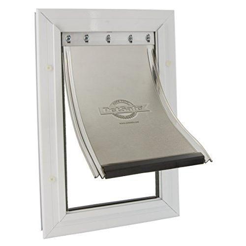 petsafe porte chati re 640ml pour chien avec cadre en aluminium. Black Bedroom Furniture Sets. Home Design Ideas