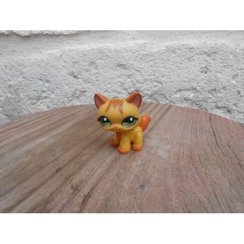 Petshop chat chaton orange n 1174 achat et vente - Petshop chaton ...