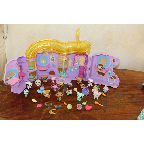 Petshop Maison Tunnel 20 Figurines Accessoires Achat