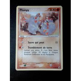 Phanpy 62/109 Set Ex Rubis & Saphir Fr