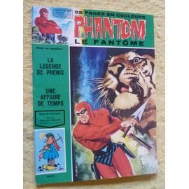 Phantom Le Fant�me Aventures Am�ricaines N� 429 - Bimensuel N�429 - Chronologique N�43 : La L�gende De Phenix.