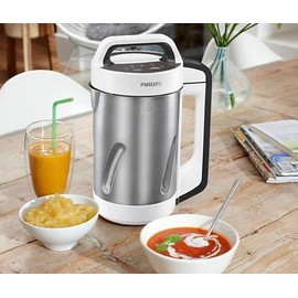 Philips Viva Collection HR2200 SoupMaker Cook&Blend - Bol mixeur blender