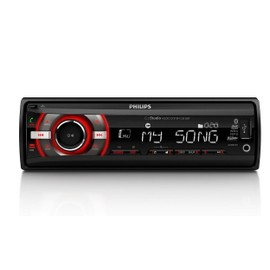 PHILIPS CE152 Autoradio USB / SDHC / iPod & iPhone