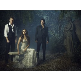 Photo Format A4 The Vampire Diaries