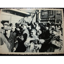 Photo Foto Ww2 Wwii : Liberation Camp Auschwitz Par L Armee Rouge - 1945