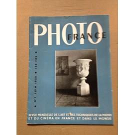 Photo France Juin 1950 N�1