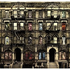 Physical Graffiti Avec Windows Original Lp - Led Zeppelin 33 Tours