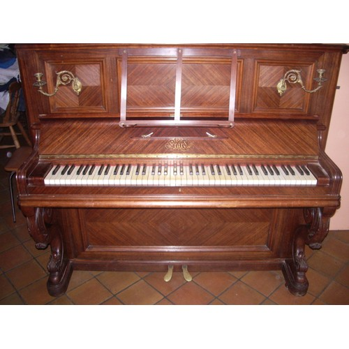 piano ancien de marque erard achat et vente. Black Bedroom Furniture Sets. Home Design Ideas