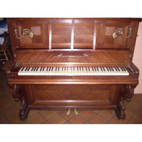 Piano ancien de marque erard neuf et d 39 occasion priceminister - Marque de piano francais ...