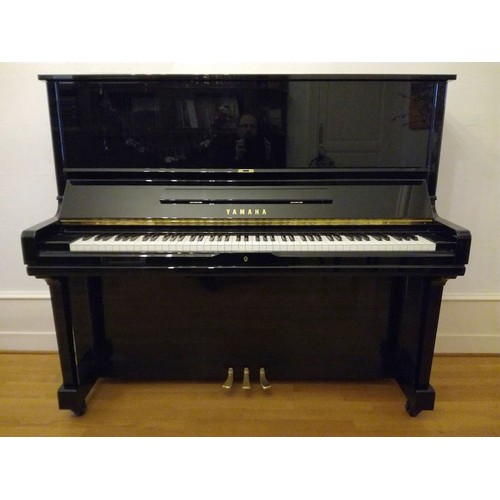 piano droit yamaha u3s verni noir achat et vente priceminister rakuten. Black Bedroom Furniture Sets. Home Design Ideas