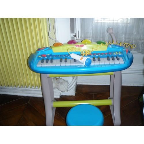 piano lectronique avec micro achat vente de jouet. Black Bedroom Furniture Sets. Home Design Ideas