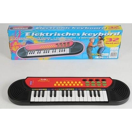 piano synthetiseur clavier musique electronique enfant jouet jeu musical. Black Bedroom Furniture Sets. Home Design Ideas