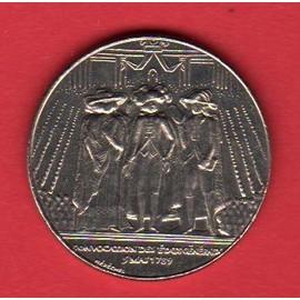 Pi�ce 1 Franc Comm�morative 1989 - T T B