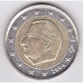piece 2 euro albert ll de belgique 2004 achat et vente. Black Bedroom Furniture Sets. Home Design Ideas