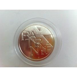 Piece Argent 5 Euros 2013 Fraternite Neuve