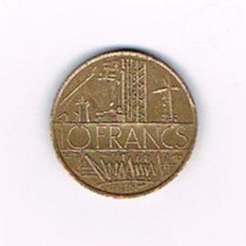 Pi�ce De 10 Francs 1978