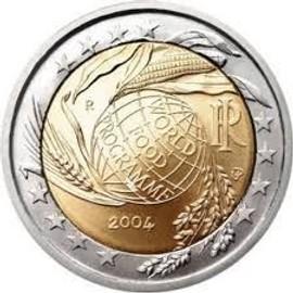 Piece De 2 Euros World Food Programme 2004 Achat Et Vente Rakuten
