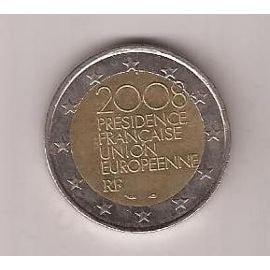 pi ce de collection 2e presidence fran aise union europeenne 2008 rare. Black Bedroom Furniture Sets. Home Design Ideas