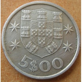 piece de monnaie portugaise