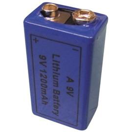 tension nom 9v capacit typ 1200mah iec 6lr61 type de batterie li mn02 format 9v. Black Bedroom Furniture Sets. Home Design Ideas