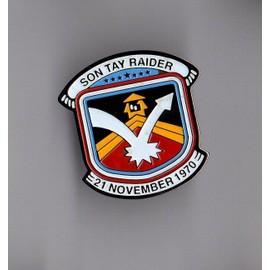 Pin's Arm�e / Insigne Comm�morative Du Raid De Son Tay - Viet Nam 21 Novembre 1970 (Hauteur: 3 Cm)