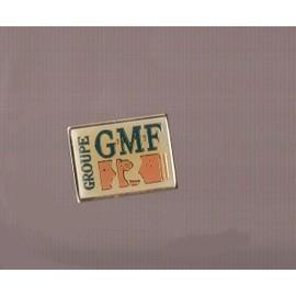 Pin's Assurance / Gmf (�poxy Version Blanc)