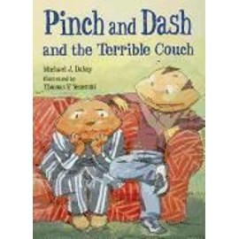 Pinch And Dash And The Terrible Couch de Michael J. Daley
