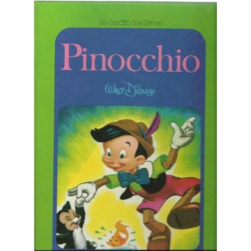 Pinocchio le jardin des reves de walt disney format cartonn for Jardin walt disney