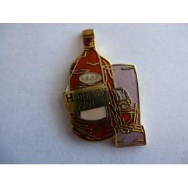 Pins Boissons Alcool Cognac Hennessy Glac� / Sign� D�mons Et Merveilles