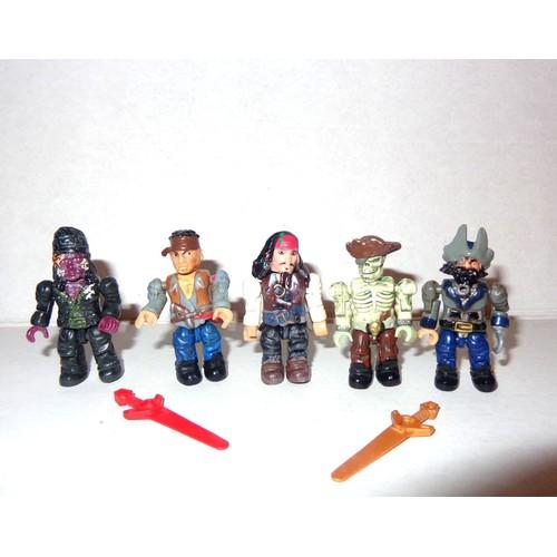 pirates des caraibes 5 figurines lego 5cm achat et vente. Black Bedroom Furniture Sets. Home Design Ideas