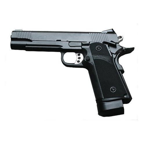pistolet a bille hi capa kp 05 full metal co2 blowback noir culasse mobile 1 joule c180002 zrp. Black Bedroom Furniture Sets. Home Design Ideas
