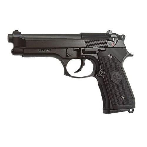 pistolet a bille m9 kjworks full metal co2 blowback noir culasse mobile 1 joule c070001 airsoft. Black Bedroom Furniture Sets. Home Design Ideas