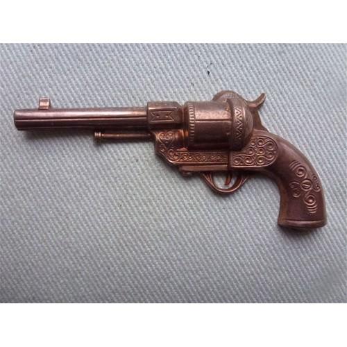 pistolet cuivre ancien art d co achat vente de bijou priceminister rakuten. Black Bedroom Furniture Sets. Home Design Ideas