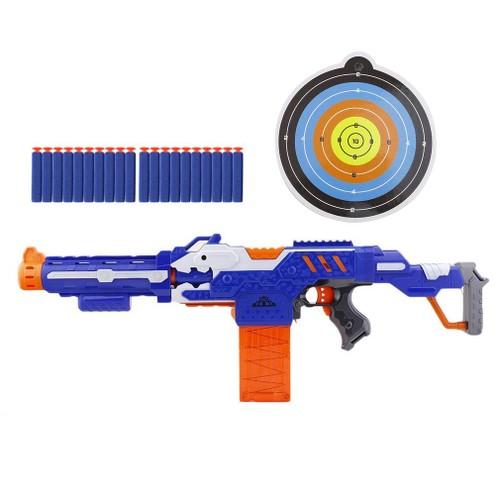 Pistolet électrique Jeux De Tir Mitraillette Avec Balle éclate Douce