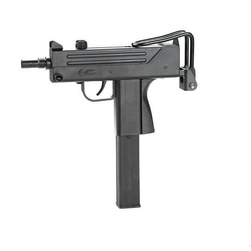 pistolet mitrailleur a bille ingram m11 kwc co2 semi auto crosse metal 2 joule kc 55hn airsoft. Black Bedroom Furniture Sets. Home Design Ideas