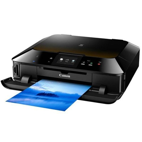 canon pixma mg6350 noir imprimante multifonctions jet d 39 encre couleur r seau sans fil. Black Bedroom Furniture Sets. Home Design Ideas