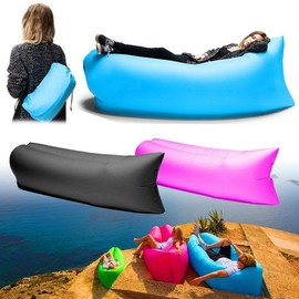 plage matelas gonflables camping flottable sacs de. Black Bedroom Furniture Sets. Home Design Ideas