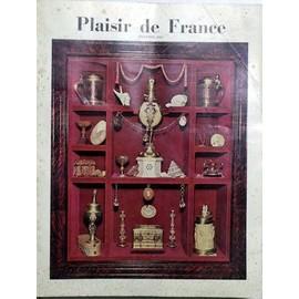 Plaisir De France N� 339 Du 01/01/1967 - Editorial - Actualites Des Arts - Evenement Du Mois - Bonnard - Livres - Theatre - Cinema - Ventes - Television - Danse - Ingres - Romain - Plaisir Du Monde En Libye - Les Cintes Naufragees Du Monde ...
