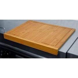 Planche d couper en bambou pour plan de travail pas cher for Planche de bois pour plan de travail