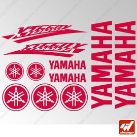 planche xl de 11 stickers yamaha xt 500 planche xl de 11 stickers yamaha xt 660 x rouge. Black Bedroom Furniture Sets. Home Design Ideas