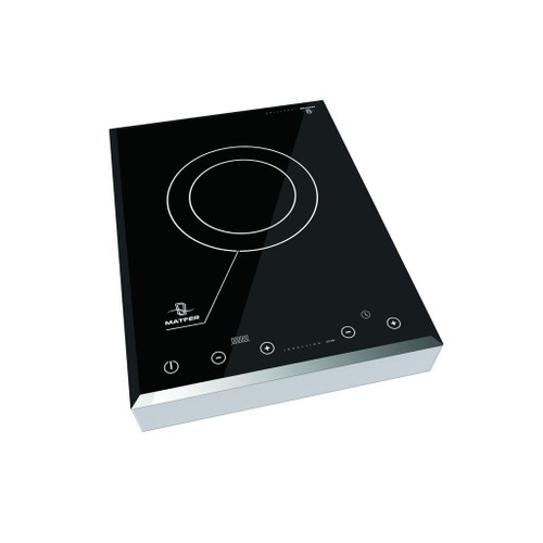 plaque induction matfer professionnelle 2 8 kw achat. Black Bedroom Furniture Sets. Home Design Ideas