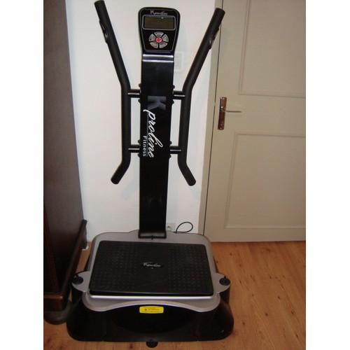 plateforme vibrante oscillante k - proline fitness
