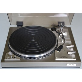 platine vinyle hi fi vintage 1979 akai ap 206c pas cher. Black Bedroom Furniture Sets. Home Design Ideas