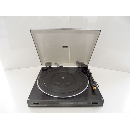 platine vinyle tourne disque vintage samsung pl 7500 33 45 tours 12v. Black Bedroom Furniture Sets. Home Design Ideas