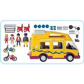 playmobil 3945 camping car achat vente de jouet priceminister rakuten. Black Bedroom Furniture Sets. Home Design Ideas