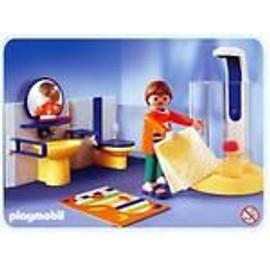 Playmobil 3969 salle de bain avec douche achat et vente - Douche pour chevaux playmobil ...