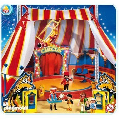 Article de cirque les bons plans de micromonde - Cirque playmobil ...