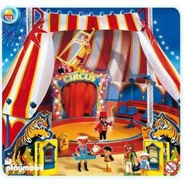 Playmobil 4230 grand chapiteau de cirque achat et vente - Cirque playmobil ...