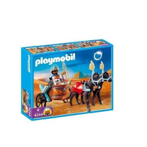 Playmobil egypte 4244 pharaon et char achat et vente - Egypte playmobil ...